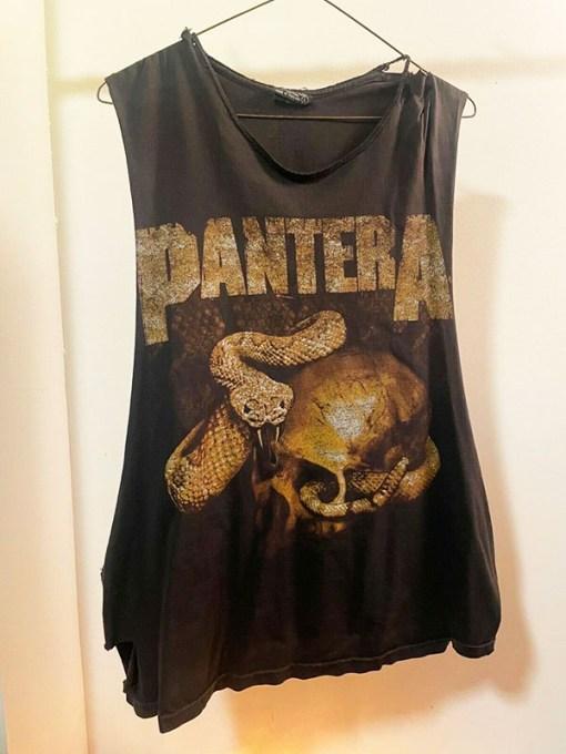 pantera-snake-skull-vintage-shirt