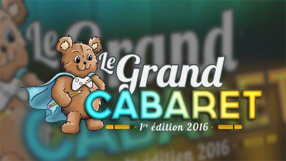 Le Grand Cabaret 2016 – Fondation MisterDee