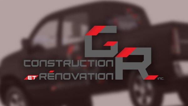 Construction et Rénovation G.R. – Logo
