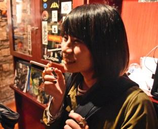 Local Kagoshima cool person Hazuki