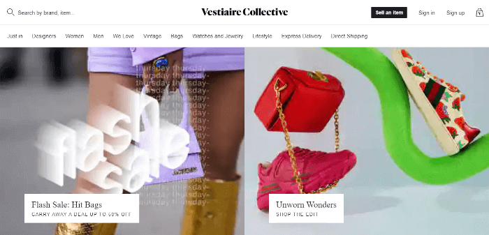 vestiaire collective