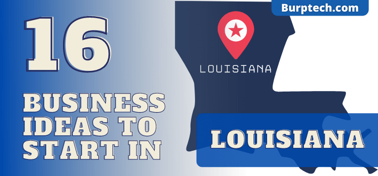 business ideas in louisiana
