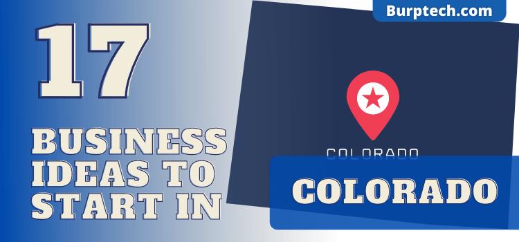 17 trending business ideas in colorado