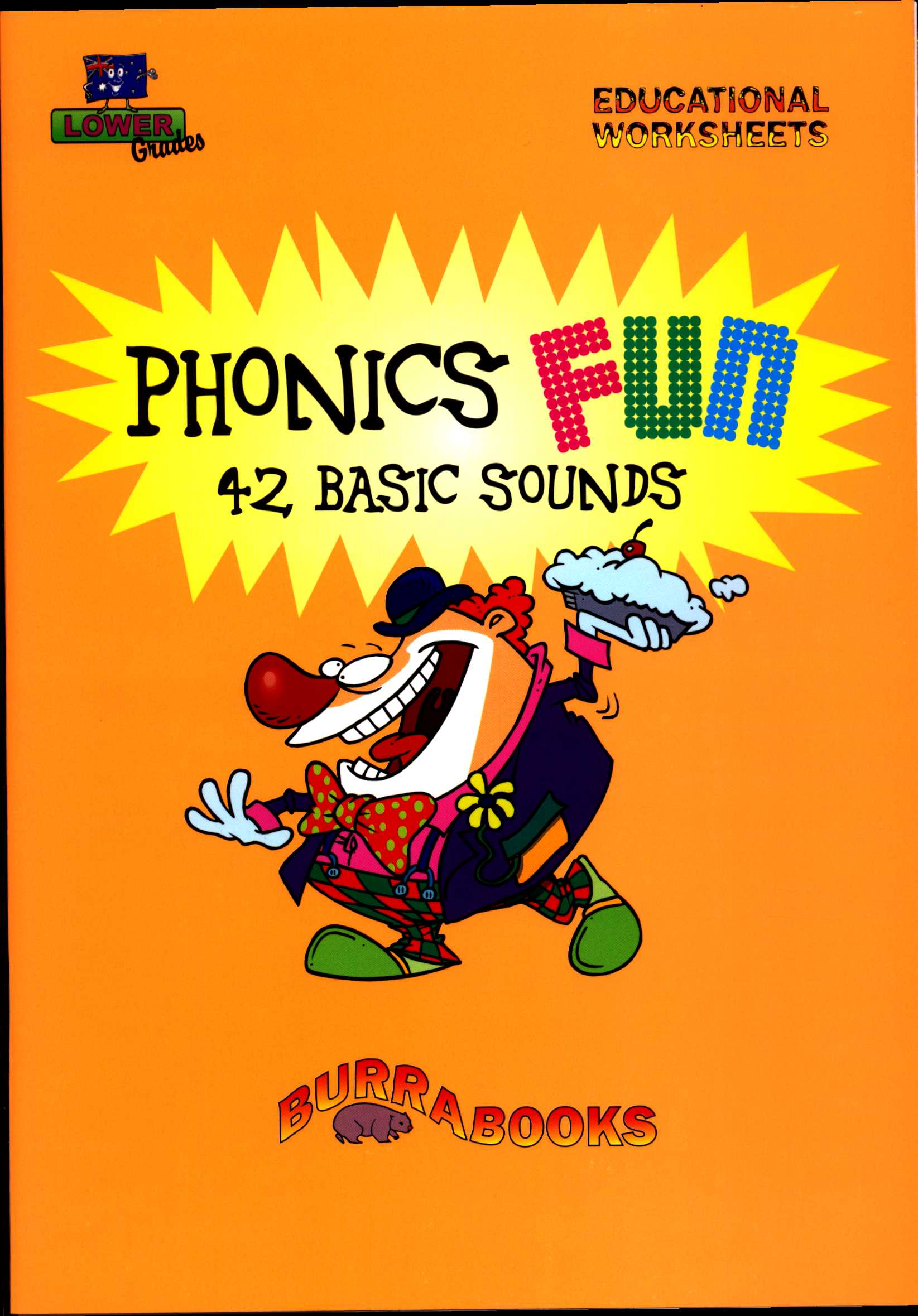 Phonics Fun 42 Basic Sounds