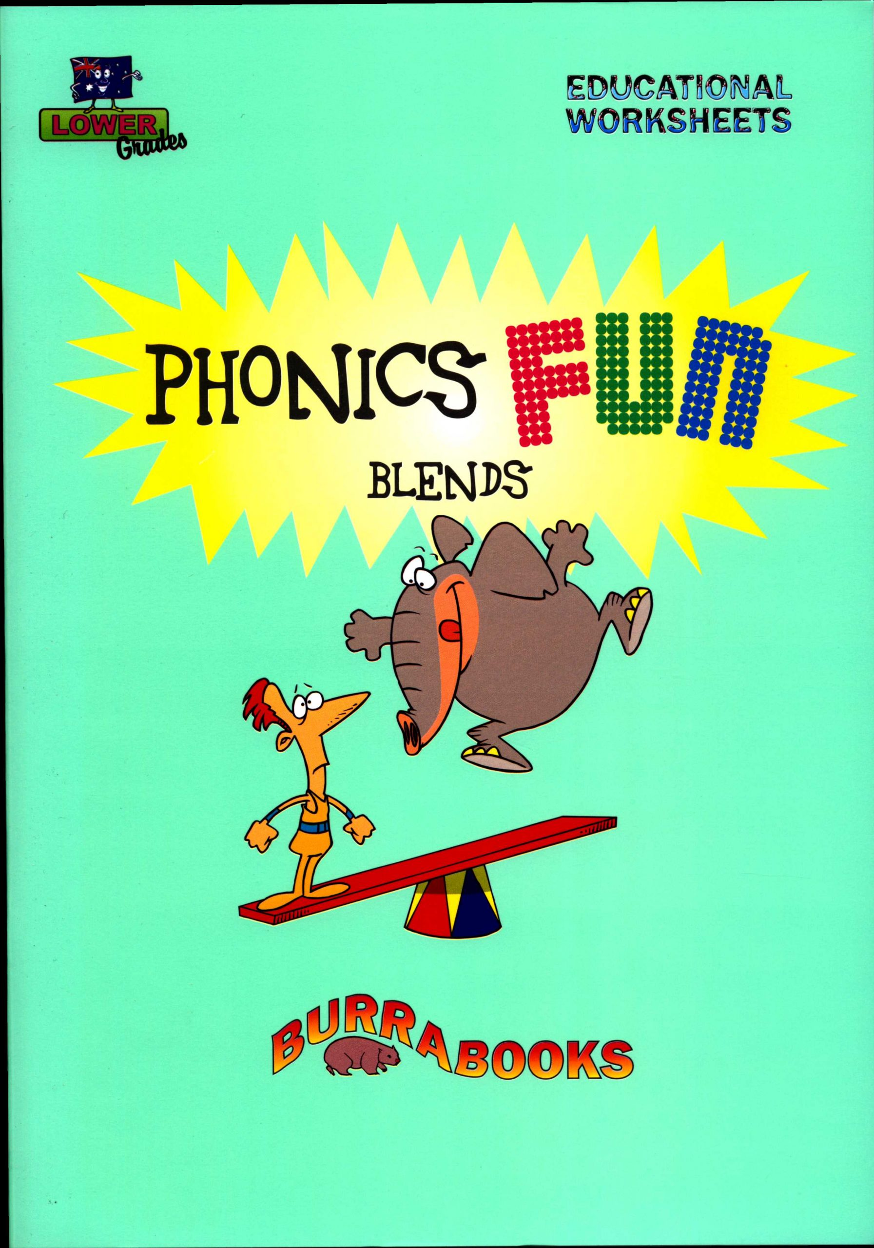 Phonics Fun Blends