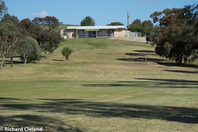 Burra Golf Clubhouse