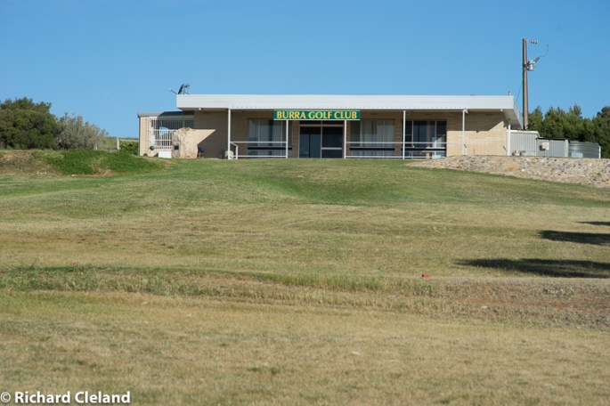 Burra Golf Clubhouse