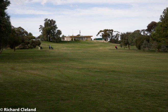 Burra Golf Course