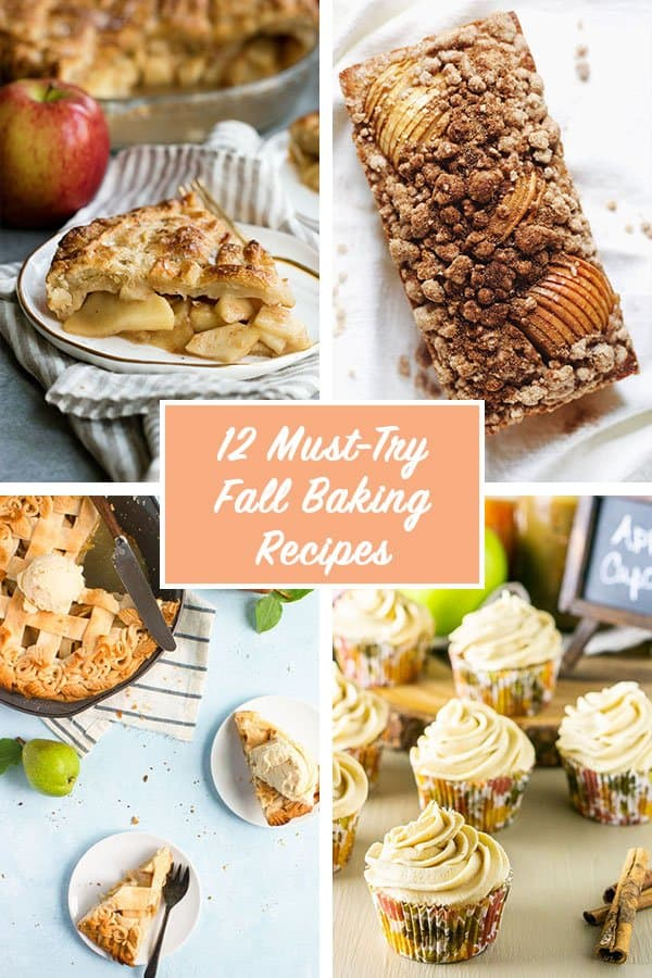 12 Must-Try Fall Baking Recipes