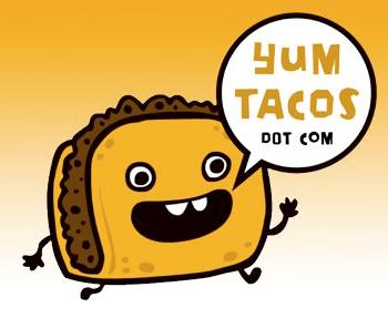 spongebob taco