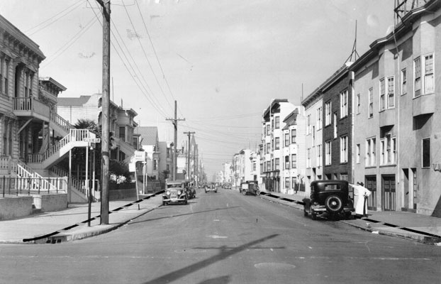 1939 Capp and 25th widening AAB-3216