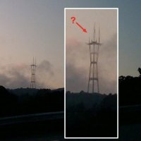 What's Going On, Sutro Tower?