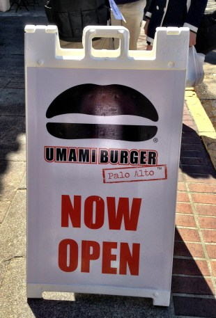 Umami Burger is now open at 454 University Ave.