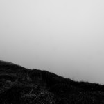 A foggy day at the Cliffs of Moher.