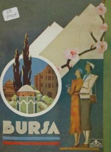 BURSA, Turing ve Otomobil Kulübü BURSA ŞUBESİ 1938