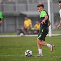 Bursaspor'da Adanaspor maçı hazırlıkları devam ediyor
