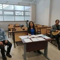 Bursa Büyükşehir Belediyesi orkestrasında sınav heyecanı