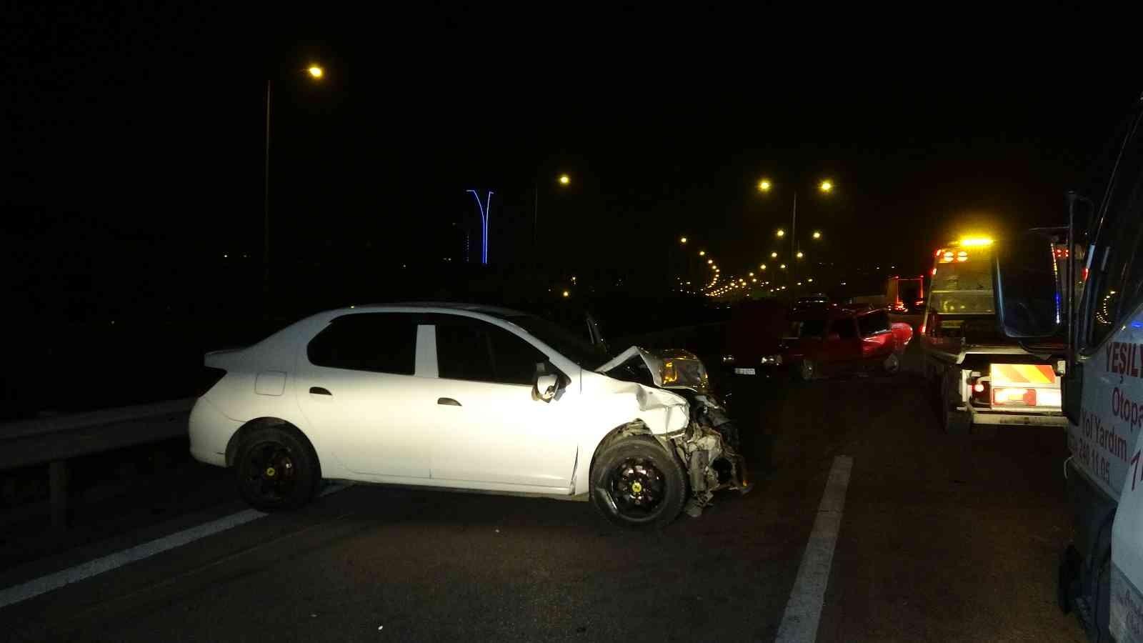 Bursa'da feci kaza…20 yaşındaki genç kız hayatını kaybetti