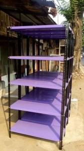 Distributor Rak Besi Siku Lubang  Jalan Guno Mrico