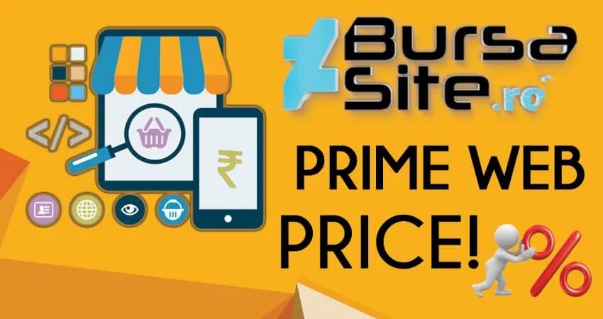 prime web price