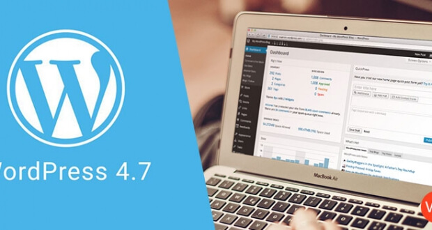 Nou!!! apariția noii versiuni Wordpress 4.7 Vaughan wordpress 4