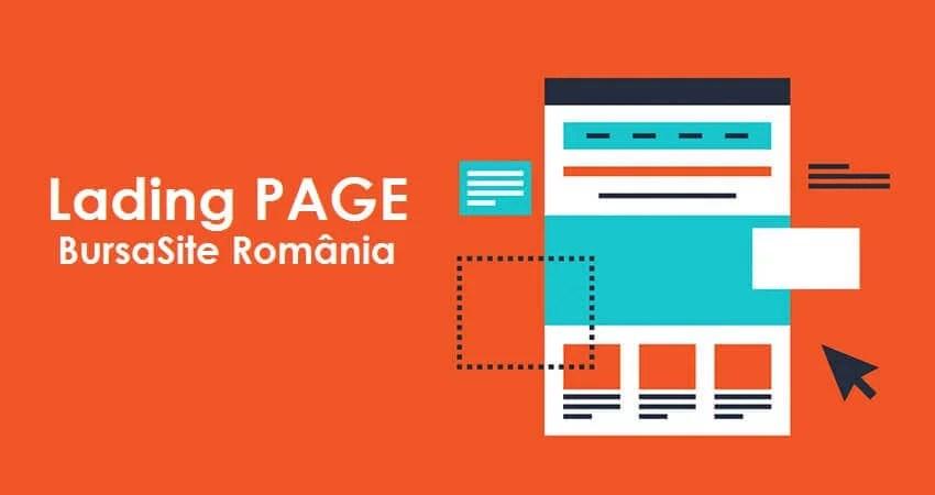 De ce să te promovezi printr-un landing page? De ce să te promovezi printr-un landing page? bursasite romania ladingpage webdesign constructii web website