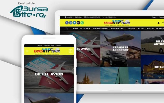 euroviptour.ro-website