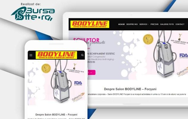 salonbodyline.ro-website