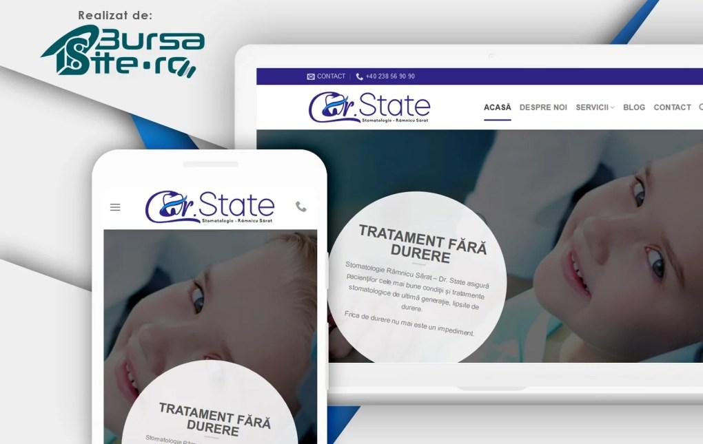 Prezentare-website-Stomatologie-Râmnicu-Sărat-Dr.-State