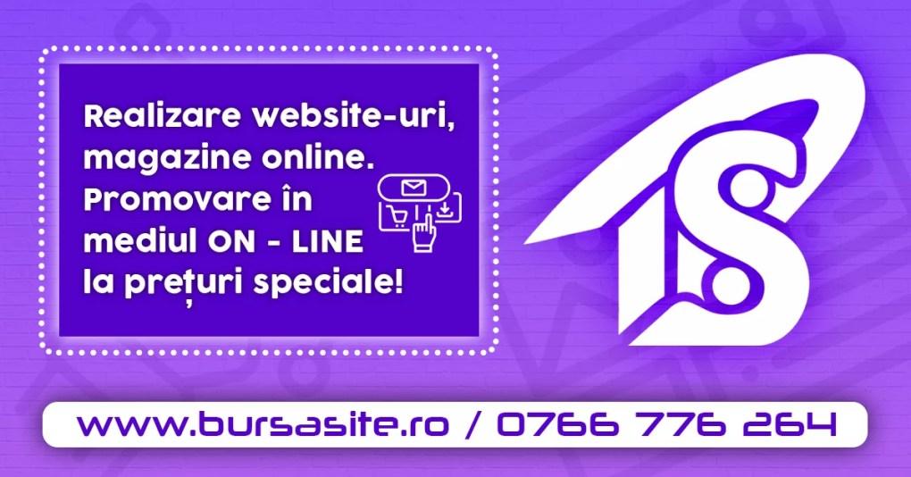 realizare website uri
