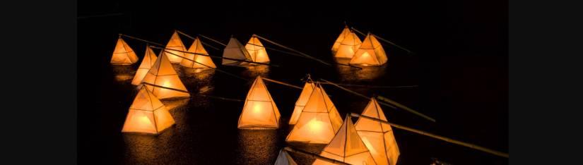 Willow lanterns image