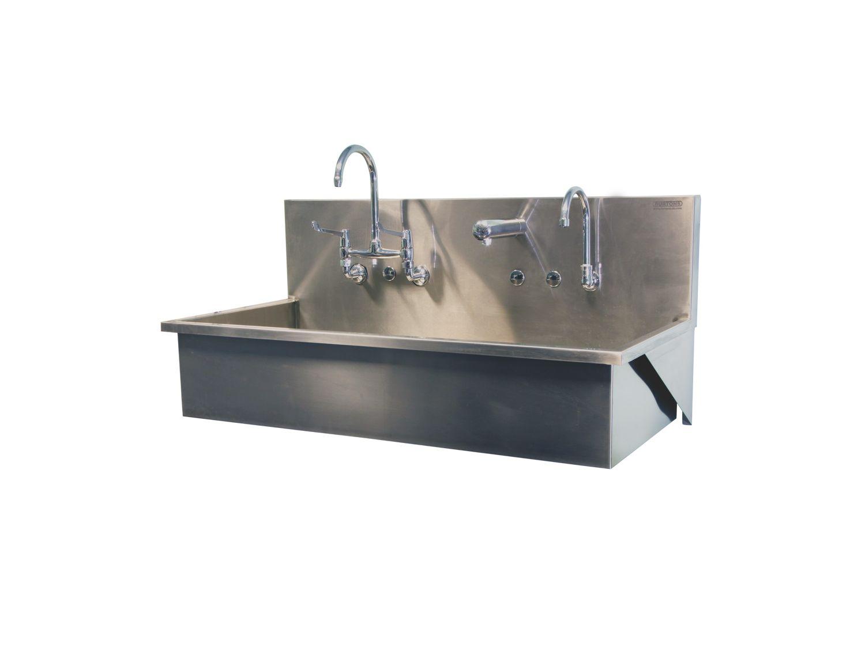 burtons double bay surgical scrub sink