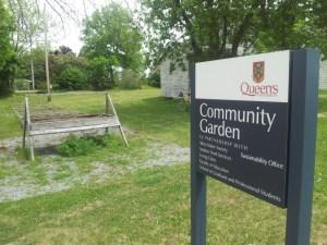 Queen's West Campus Garden 7