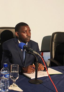 M. Sylvestre NYANDWI, Procureur Général du Burundi