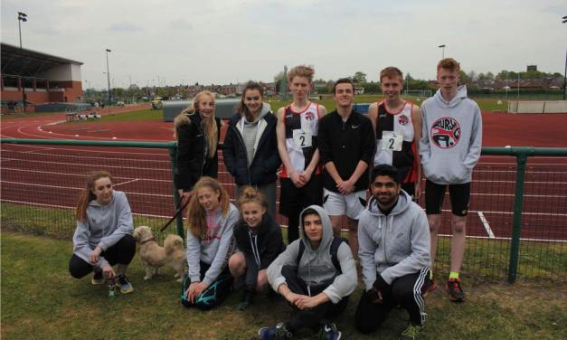 Track and Field League Meetings Get Under Way