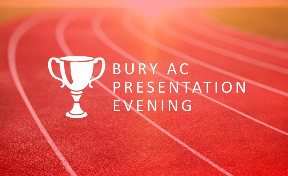 Bury AC Presentation Evening – Don't Miss It!