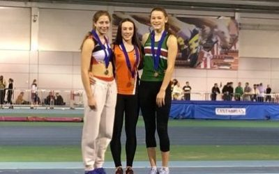 Hattie takes silver in Northern Indoors