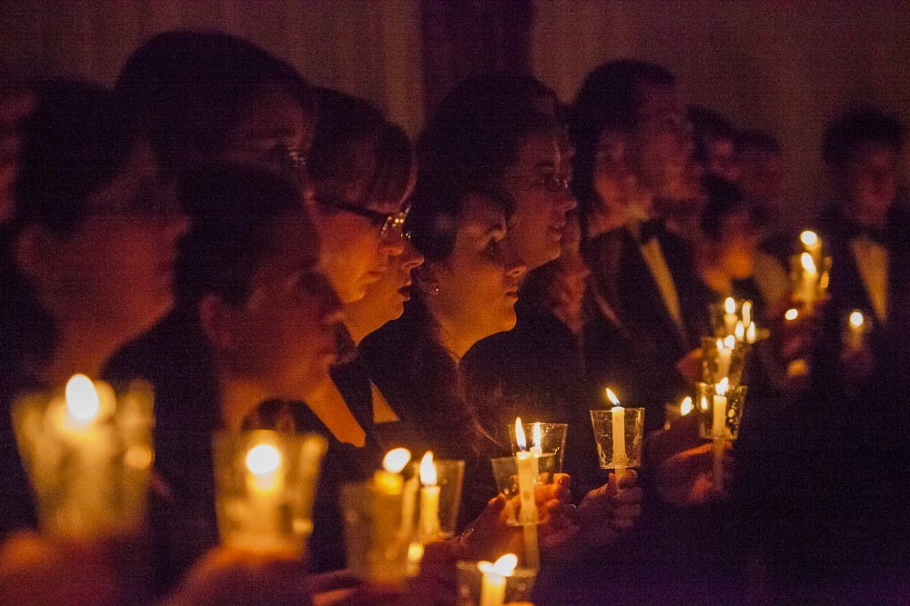 An Evening of Vespers