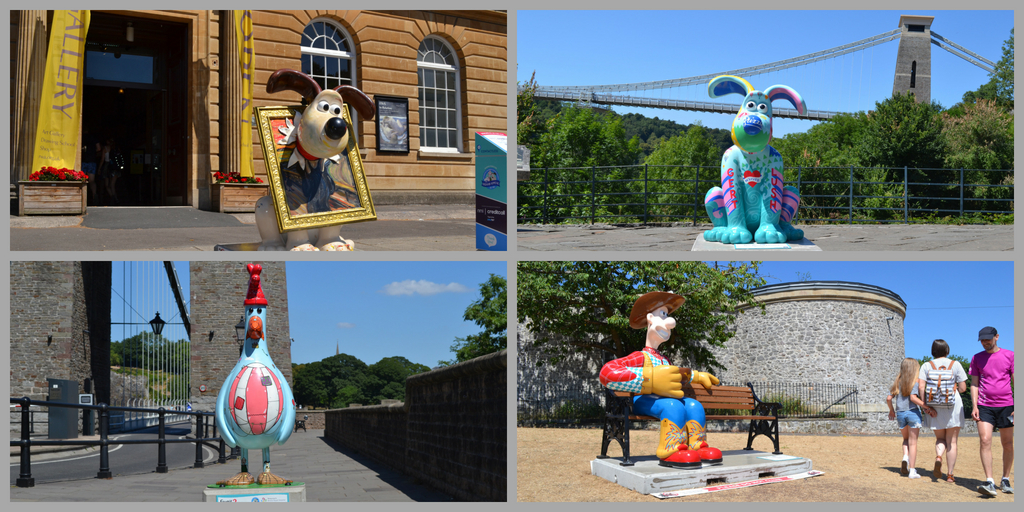 Gromit Unleashed 2018 Bristol
