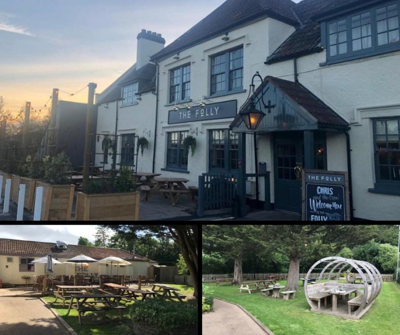 The Folly Pub Bury Hill Farm