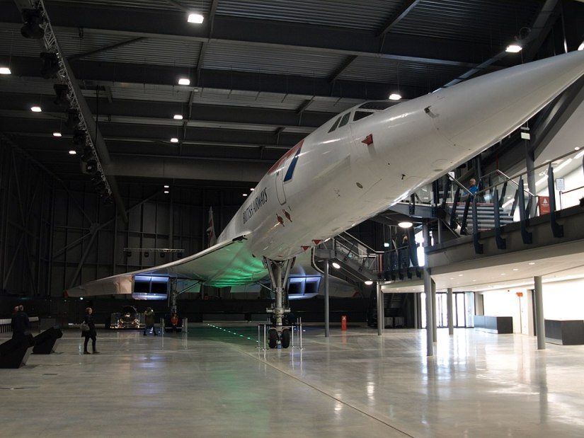 Concord at Bristol Aerospace