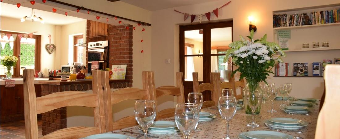 Dining Table Bury Hill Farm Bristol
