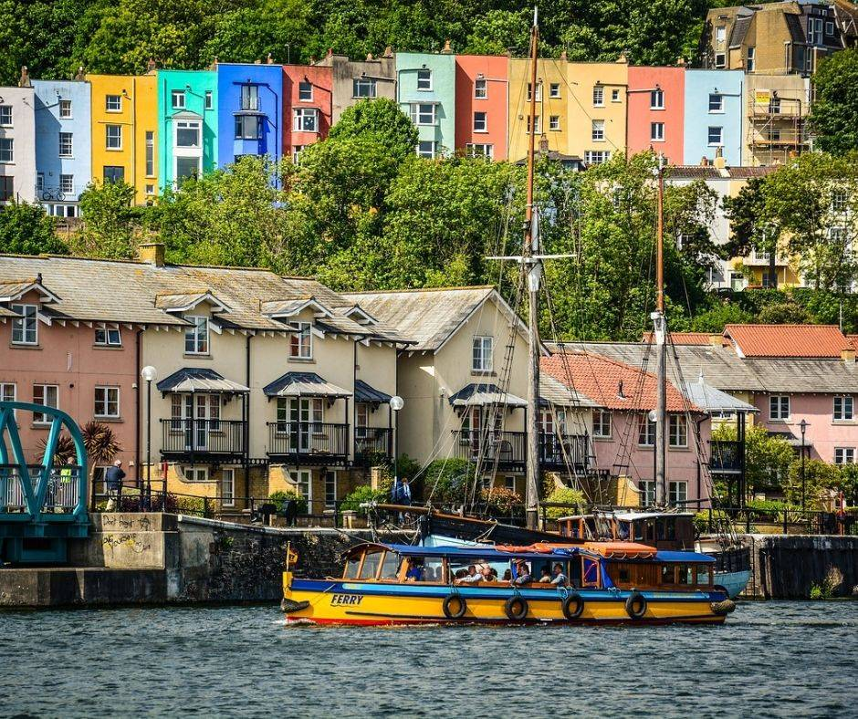 Bristol Ferry Boats Hen Party