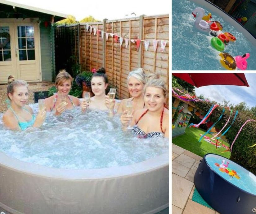 Pepper Bells Hot Tub Hire
