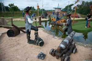 Pirate Crazy Golf Bristol