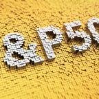 Pixelated S&P500