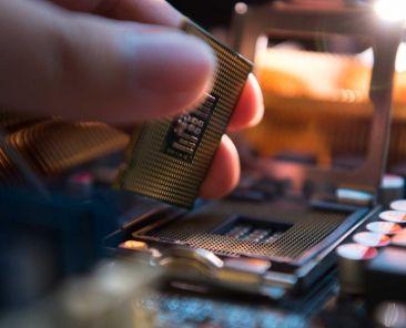 Micron čip