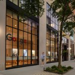 Google otevírá první fyzický obchod v New Yorku