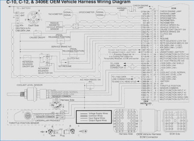 freightliner bus  coach wiring diagrams service manual pdf