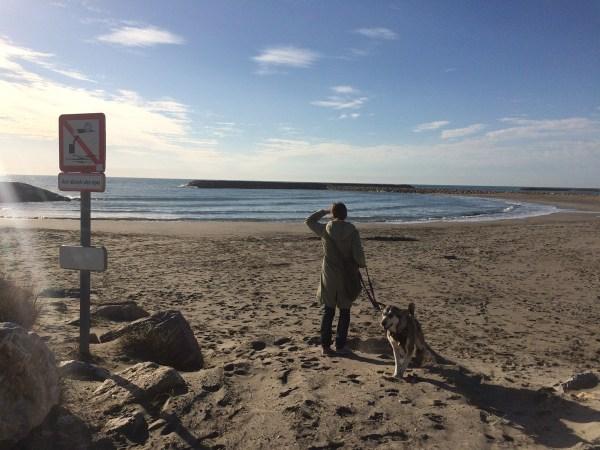 Strand saintes Maries de la Mer